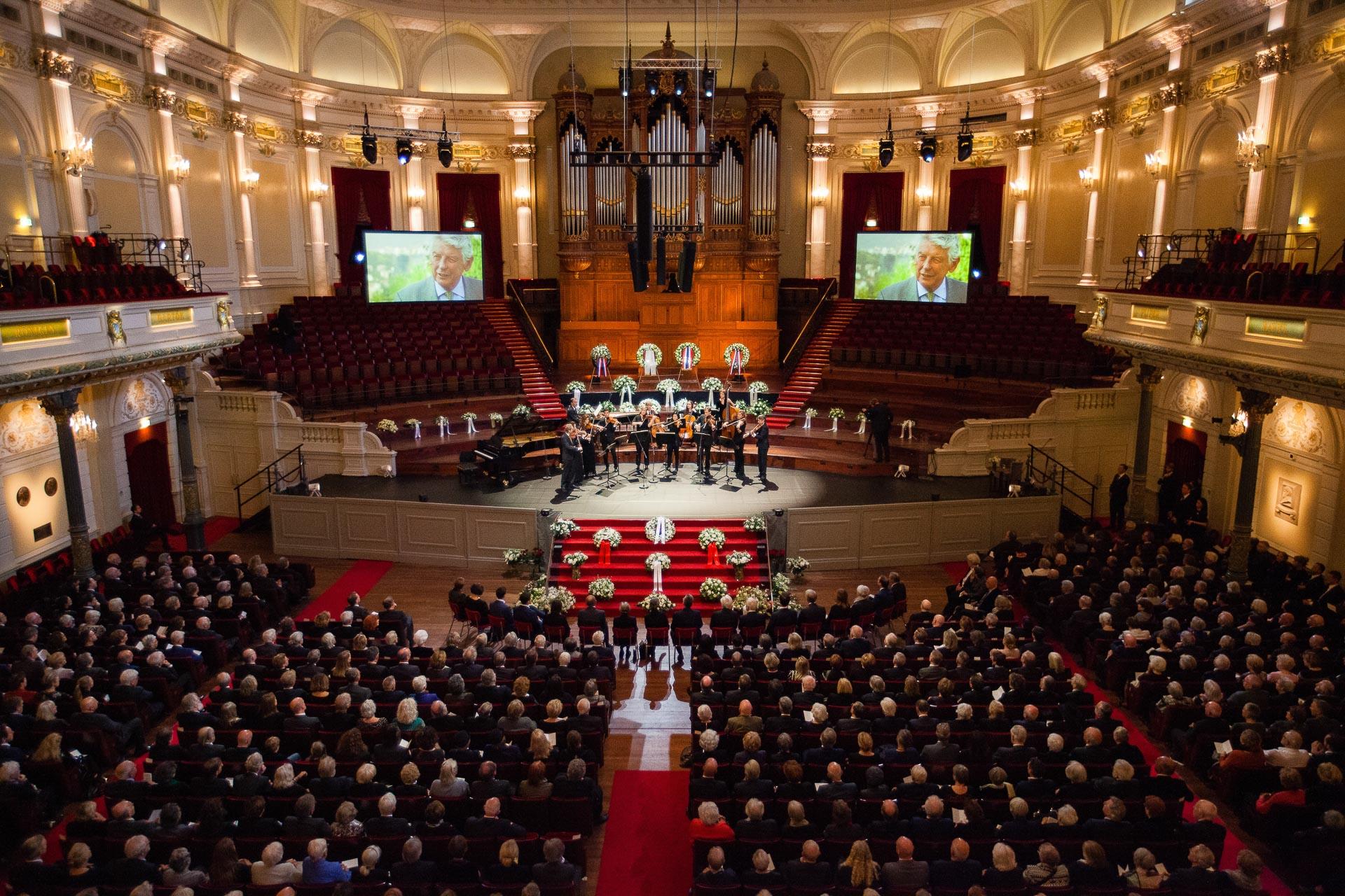 Uitvaart, Afscheid Wim Kok, Uitvaartfotografie